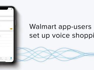 Shoppers Try Walmart's New, Siri-Powered Voice Order Service